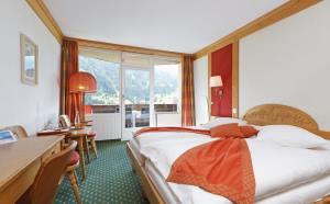 חדר במלון דרבי בגרינדלוולד