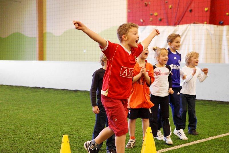 שיעורי כדורגל מקצועיים בכפר הנופש