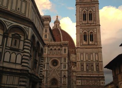 הקתדרלה סנטה מריה דל פיורה בפירנצה 2