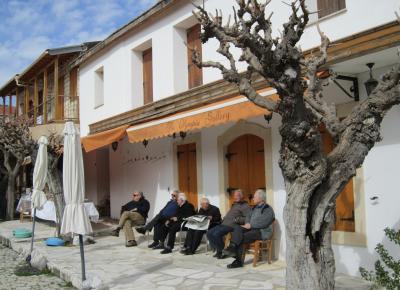 הכפר אומודוס בטרודוס קפריסין