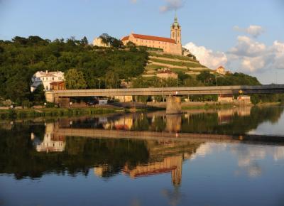 נהר האלבה בצ'כיה
