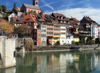 עיירה בשוויץ