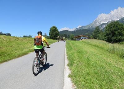 רכיבת שטח בטירול אוסטריה