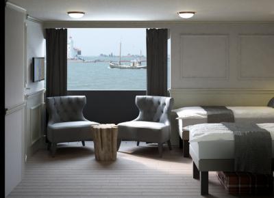 חדרי השינה בספינה 2