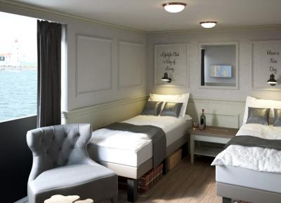 חדרי השינה בספינה 1