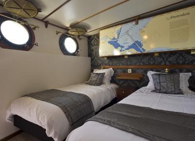 תאי השינה בספינה 2