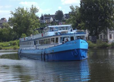 הספינה MS PATRIA 1