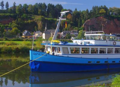 הספינה MS PATRIA 2