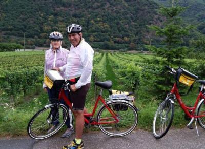 המלצה טיול אופניים לאורך הדנובה 2