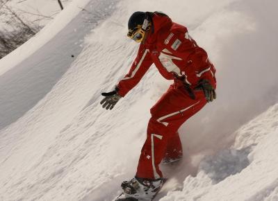 גלישת סקי בווילאר