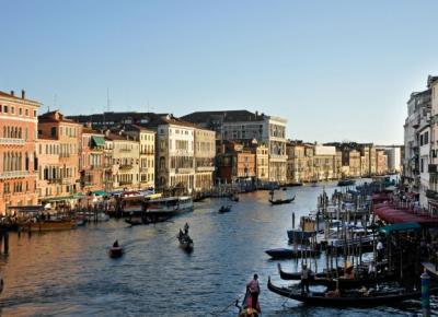 ונציה עיר התעלות, בסוף טיול האופניים