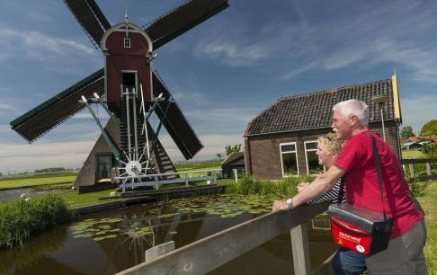 חווית שייט ואופניים בערי הולנד ובלגיה מברוז' לאמסטרדם