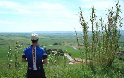 טיול אופניים באיטליה מפיזה לפירנצה