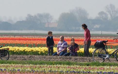 טיול אופניים סובב הולנד מבוניק לבוניק