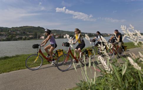טיול אופניים לאורך הדנובה ב-5 ימים מלינץ לוינה