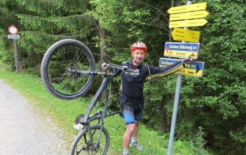 רכיבת שטח XC פרימיום בטירול אוסטריה