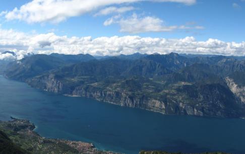 טיול שטח באגם גארדה