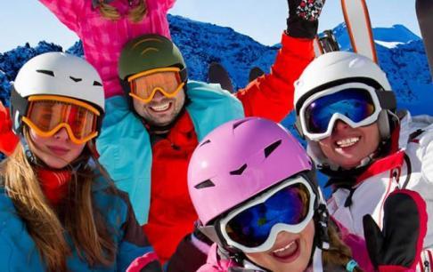 סקי באנגלברג שוויץ פורים 2017