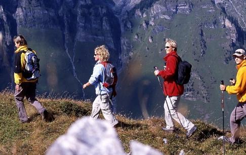 הדרך האלפינית ברכס האלפים הברניים
