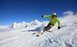 חווית שלג באקסטרים באינטרלקן