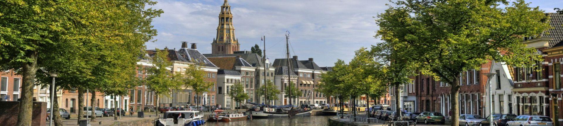 שייט ורכיבה מאמסטרדם לברוז' במנפיק' 2