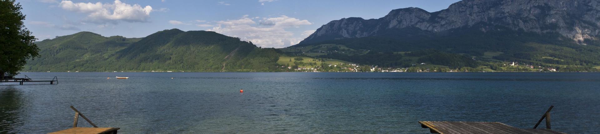 מסלול 10 האגמים באוסטריה מזלצבורג לזלצבורג על אופניים