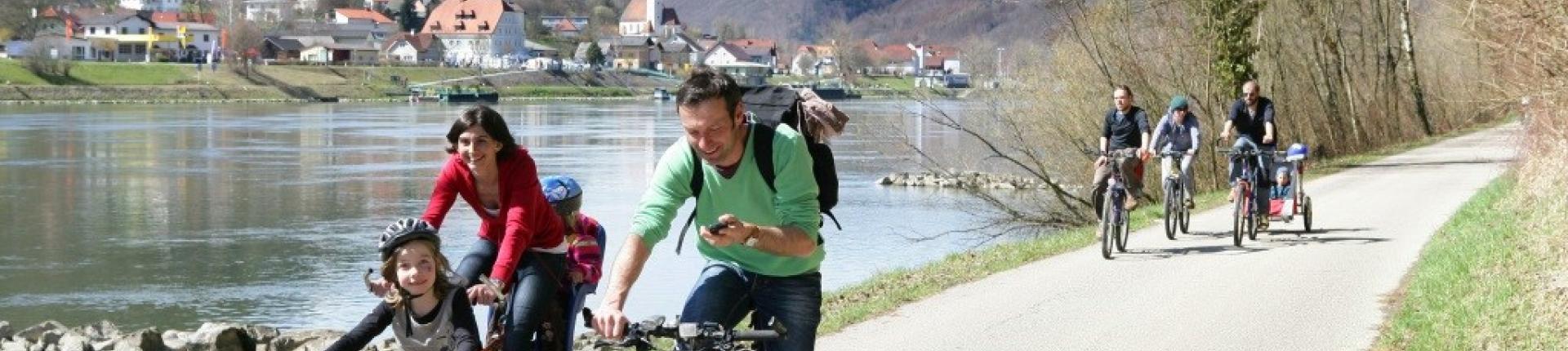 טיול אופניים לאורך הדנובה למשפחות מלינץ לוינה ב-7 ימים