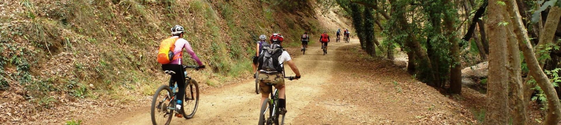 טיול אופניים בקפריסין: טיול שטח מודרך בהרי הטרודוס