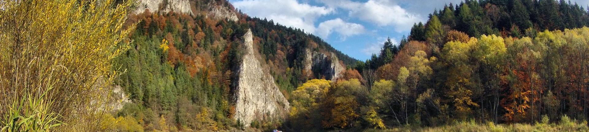 נהר הדונייץ', מטיול האופניים בפולין