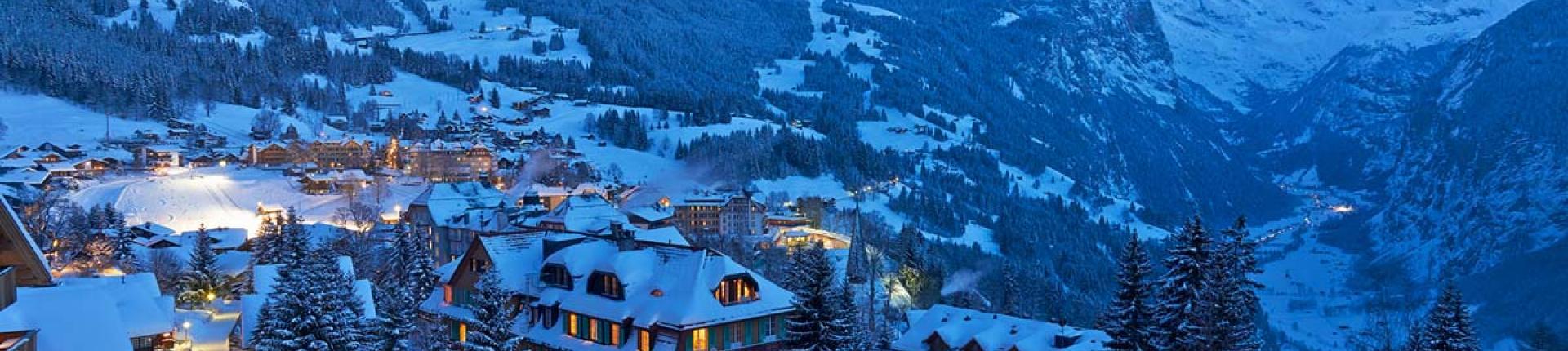 סקי בוונגן מלון סילברהורן