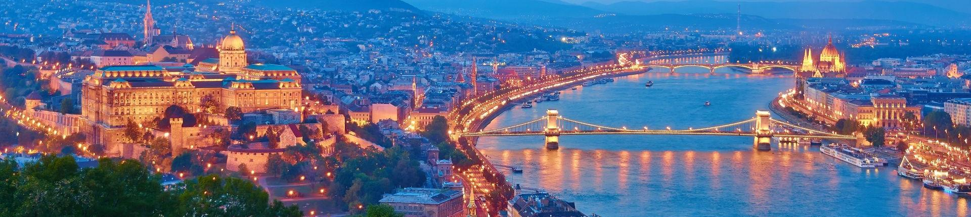 טיול אופניים באוסטריה, סלובקיה והונגריה מוינה לבודפשט