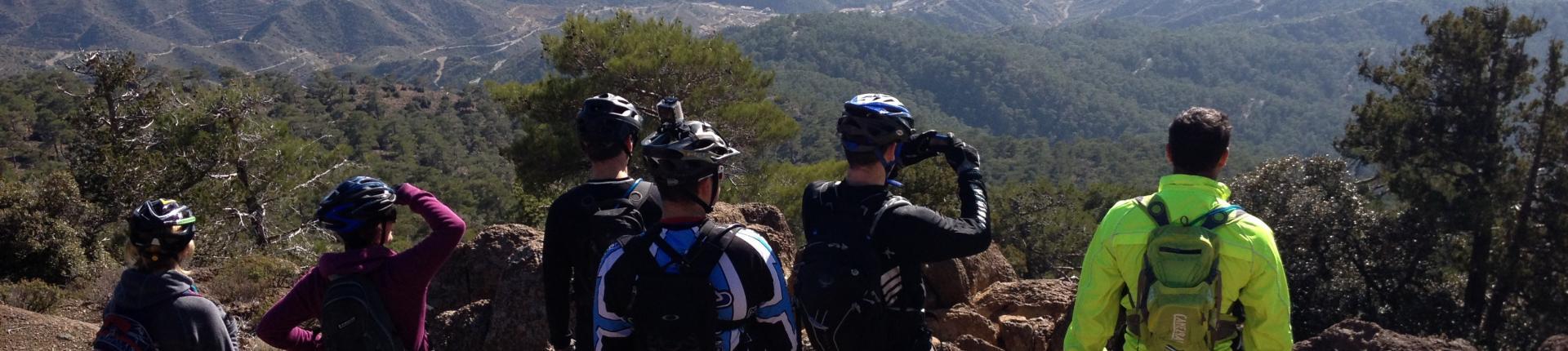 טיול אופניים בקפריסין: רכיבת שטח בהרי הטרודוס