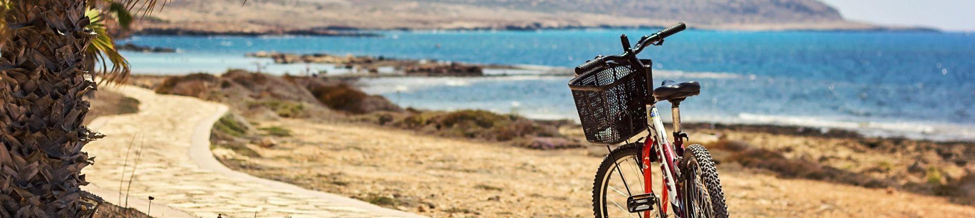 רכיבת אופניים בקפריסין