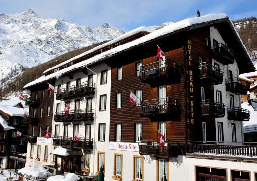 מלון הבוטיק sunstar בעיירת הסקי סאס פה
