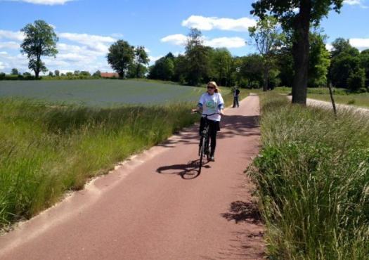 רוכבת GA: טיול אופניים לאורך הדונייץ' בפולין
