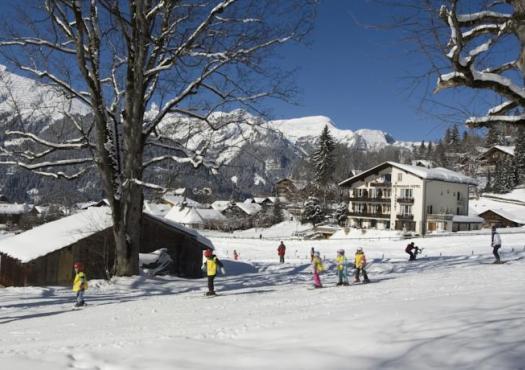 מלון ברגהאוס לסקי בוונגן