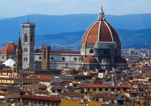 הקתדרלה סנטה מריה דל פיורה בפירנצה 1