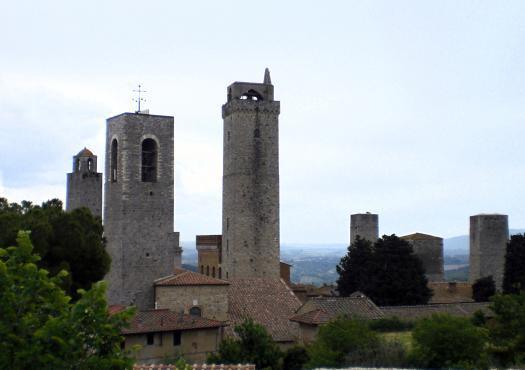 מגדלי העיר של סאן ג'ימיניאנו