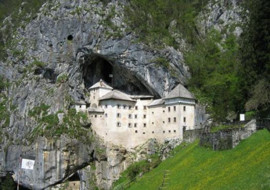 בית בהרים בסלובניה