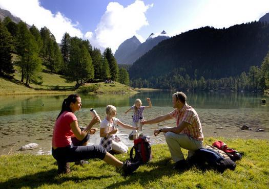 פיקניק באווירה שוויצרית