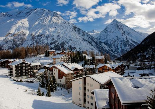 העיירה סאס פה לסקי