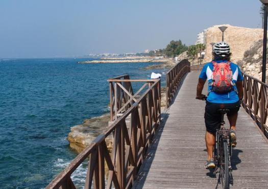 טיול אופניים במזרח קפריסין