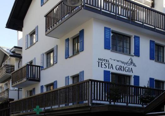 מלון טסטה גרידיה באתר הסקי זרמאט