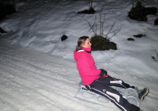 מזחלת שלג