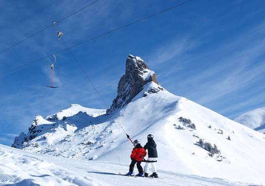 סקי באנגלברג, פסגת הטיטליס
