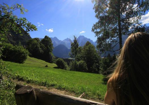 נופש בעמק זלאך בדרום אוסטריה