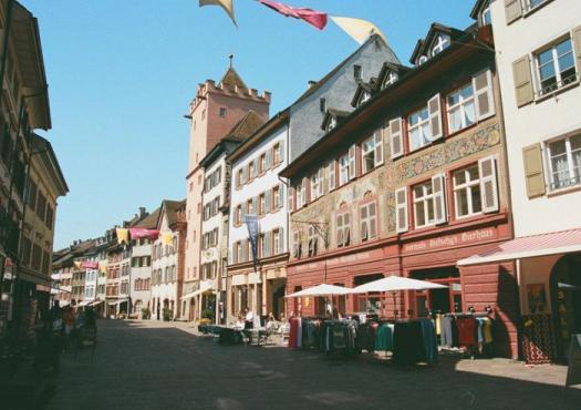 העיירה ריינפלדן