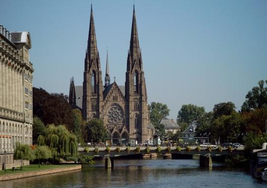 הקתדרלה של שטרסבורג