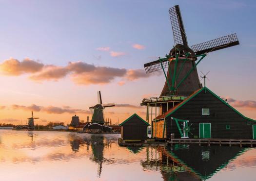 תחנות הרוח של הולנד