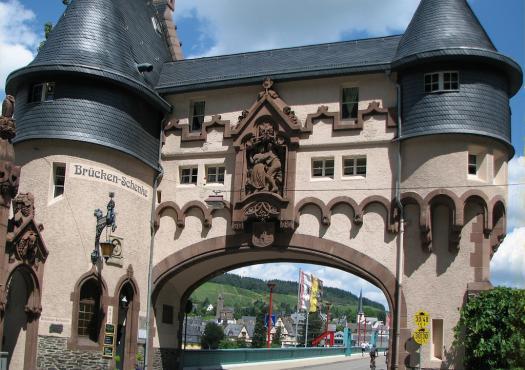 שער העירייה Traben-Trarbach